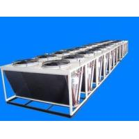 Plastic Injection Molding Air Cooled Screw Chiller With Semi hermetic Compressor Manufactures