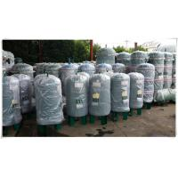 Quality Double Sided Welding Compressed Air Storage Tank Carbon Steel / Low Alloy Steel for sale