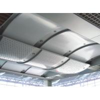 3mm 6mm Perforated Aluminum Panels For Art Ceiling High End Building