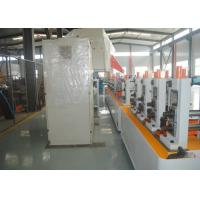 High accuracy steel tube production line erw pipe making machine Manufactures