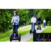 China Lead-acid battery self balance scooter Electric Chariot , segway human transporter on sale