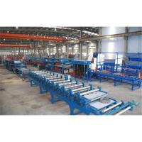 Mineral wool board production line Manufactures