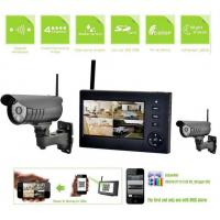 H.264 Remote View Video Surveillance Equipment Home Security Cameras System Manufactures
