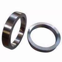 Polished Titanium Alloy Forged Rings , Titanium Metal Bright Surface Medical Manufactures