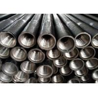 CASE 6010 CASE 6030 HDD Drill Pipe Forged One Piece And Friction Welding Manufactures