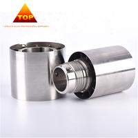 China cobalt chrome alloy Alloy Rotor And Stator Mixer For Oil / Sand Pump Impeller on sale