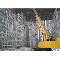Construction Lightweight Scaffolding Systems / Low Cost Scaffolding High Strength Manufactures
