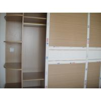 China Large Storage Bedroom Wardrobe Cabinets Sliding Door Cupboards Guestroom on sale