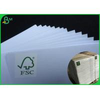 70g 75g FSC Certificate Glossy Coated Paper In Making Excercise Book Or Notebook Manufactures