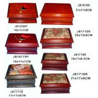 jewelry boxes and gift boxes Manufactures