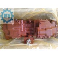 Buy cheap Doosan DH370-7 Excavator Main Kawasaki Pump K5V140DTP-9N29-02 With Black Solenoid Valve from wholesalers