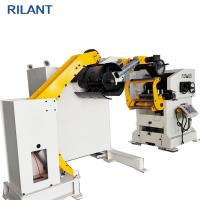 3 IN 1 Decoiling Machine Cut To Length Line Machine 5900 × 5000 × 2500mm Size Manufactures