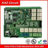 FR4 Industrial Control Custom PCB Boards For Power monitoring board Manufactures
