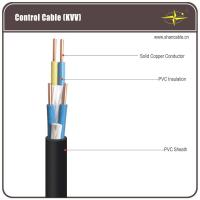 Polyvinyl Chloride Insulated Polyvinyl Chloride Sheathed Copper Control Cable Manufactures
