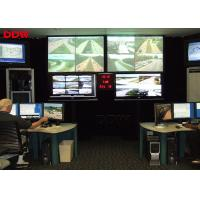 HDMI VGA 1080P Control Room LCD Video Wall 46 Inch 1.7mm 700 Nits Display 1x4 Manufactures