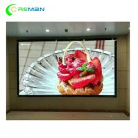 Huge P6 Indoor LED Display Video Wall Advertising High Brightness Icn2038s Customized Manufactures