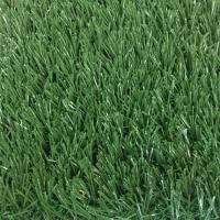 Outdoor Synthetic Grass On Concrete Good Water Permeability Fire Prevention Manufactures