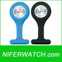Sillicone Fashion Nurse Watch Manufactures