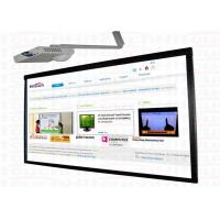 Optical imaging CCD finger touch whiteboard electronic interactive whiteboard 84MTA Manufactures