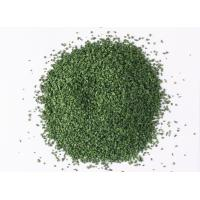 Fragmented Artificial Turf Pellets Non - Toxic Safety Customized Crumb Manufactures
