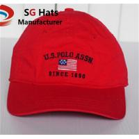 Wholesale and custom fitted and plain flat top embroidery kid caps Manufactures