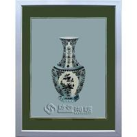 Embroidery Art-Ancient Lucky Vase Manufactures