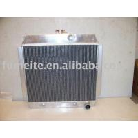 High Performance All Aluminum Racing Car Radiator Motorcycle Radiator Manufactures