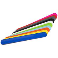 Snap Closure Silicone Slap Wristband Flexible Silicone Material For Promotional Items Manufactures