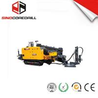 18tons horizontal drilling drilling rig equipped with two-speed power head Manufactures