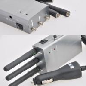 Hand Held 315/434/868 MHz Jammer Manufactures