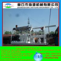China Zhangqiu Manufacturer of floating fish feed pellet machine on sale