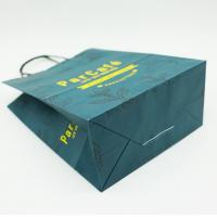 Birthday Kraft Custom Printed Paper Bags With Handles Holiday Party Durable Manufactures