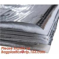 Fire Retardant Thermal Reflective Attic Insulation Aluminum Foil Insulations Roofing Wall Manufactures