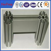 Quality standard exhibition profiles beam extrusion aluminium for frame for sale