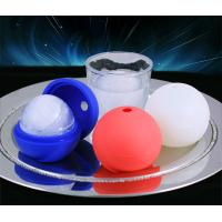China Food Grade Ice Ball Mold Market with FDA Silicone for sale