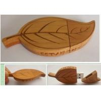 Bamboo USB flash memory stick 4GB Manufactures