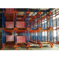 Heavy Duty Storage Mini Load Radio Shuttle  Racking System Manufactures