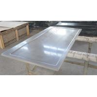 China Clear Epoxy Resin Lab Countertops With Heat And Acid Resistant on sale