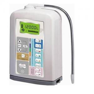Alkaline Water Ionizer Machine 618 Water Filter Free Pre Filters 2 Y Warranty Manufactures
