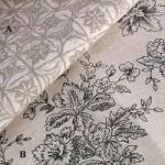 Printed Ramiecotton Fabric Manufactures