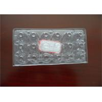 Customized Food Grade Plastic Egg Tray 18 Holes Clear Lucite For Eggs Packaging Manufactures