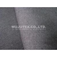 China Yarn Dyed TRW Polyester Rayon Wool Fabric for Suit ,Coat, Trousers on sale