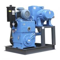 China ALD Industries and Montagepark rotary piston vacuum pump units on sale