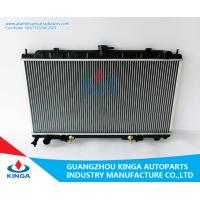 16/26mm Thickness Nissan Sunny 2002 Replacement Radiators OEM 21460 WD400 / WD407 Manufactures