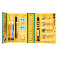 Quality Precision Screwdriver Set Magnetic 38 in 1 Multipurpose Repair Tools Kit for iPhone/Watch/ iPad/Computer for sale