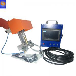 Small Dot Peen Pneumatic Marking Machine Hand Held Metal Engraving Machine Manufactures