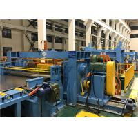 China High Speed Cut To Length Line , Hydraulic Steel Coil Slitting Machine on sale