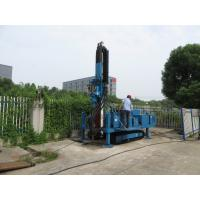 Electric Power Air Compressor Rotary Drilling Rig Big Torque High Speed Manufactures