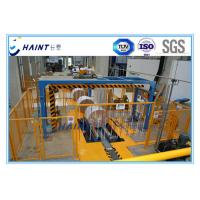 Paper Mill Stretch Film Wrapping Machine , Paper Roll Handling Equipment Large Capacity Manufactures