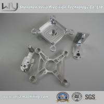 CNC Aluminum Machined Part / Precision CNC Machining Part Uav Component for Aerospace Manufactures